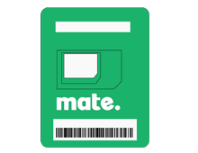 Purchase MATE SIM Cards